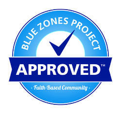 Blue Zones Project Approved Faith-Based Communit