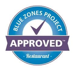 Blue Zones Project Approved Restaurants