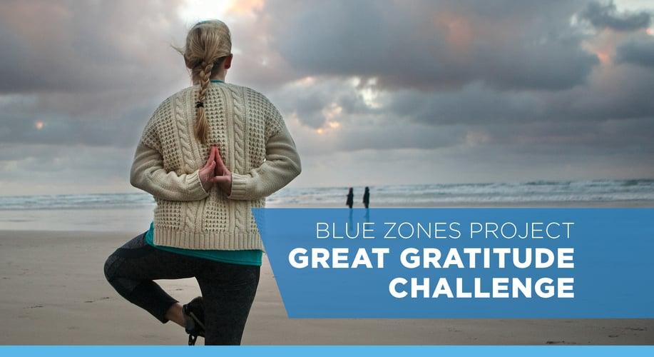 Great Gratitude Challenge