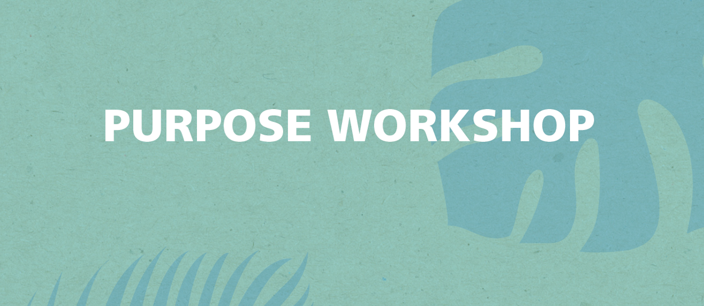 Purpose Workshop