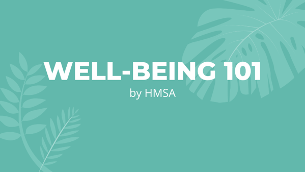 Well-Being 101