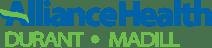Alliance Health Durant logo